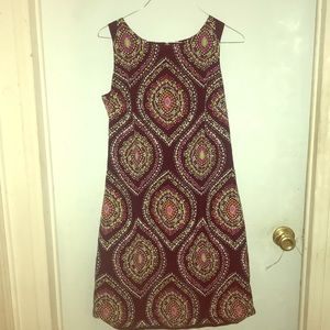 crown & ivy size (6) women's dress